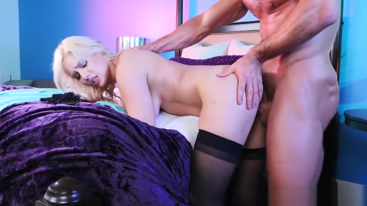 Kylie Page gets her snatch and tits fucked by a sneaky pervert