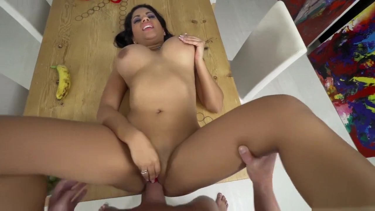 Kesha Ortega is hungry for cock
