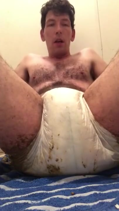 Diaper filling Big tits nipples areolas hairy full frontal nude