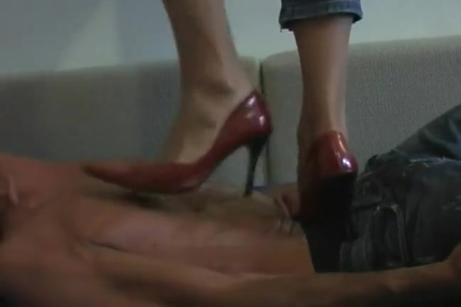 Red heels deep trampling Catholic marriage advice