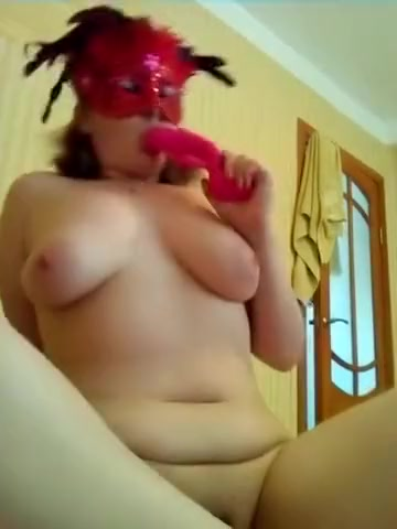 Dina - Ukraine young girl finger and toy her pussy and anal jizz on her boobs gallery