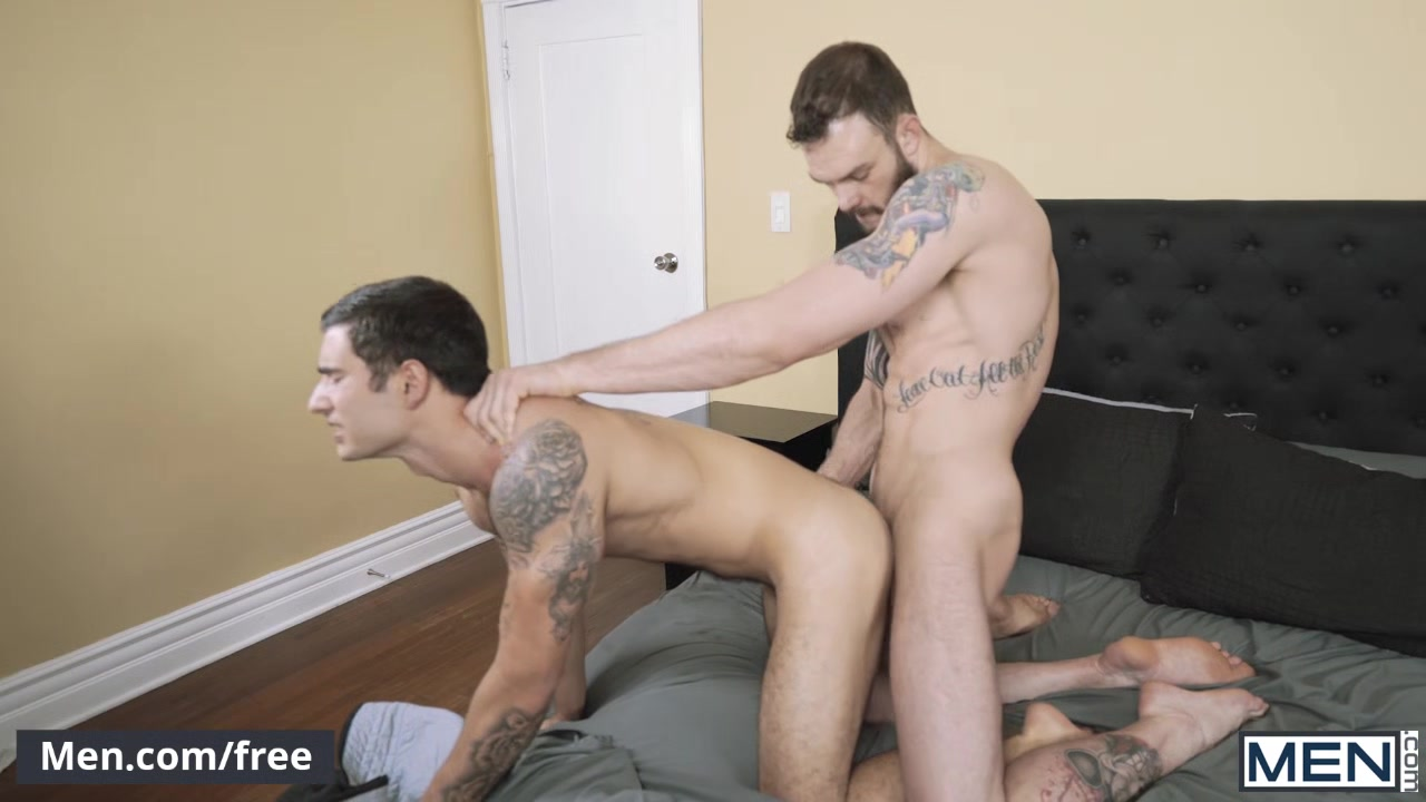 Cliff Jensen and Vadim Black - Polyamor Ass Part 1 - Drill My Hole - Men.com Fitri Ml Camfrog Indonesia