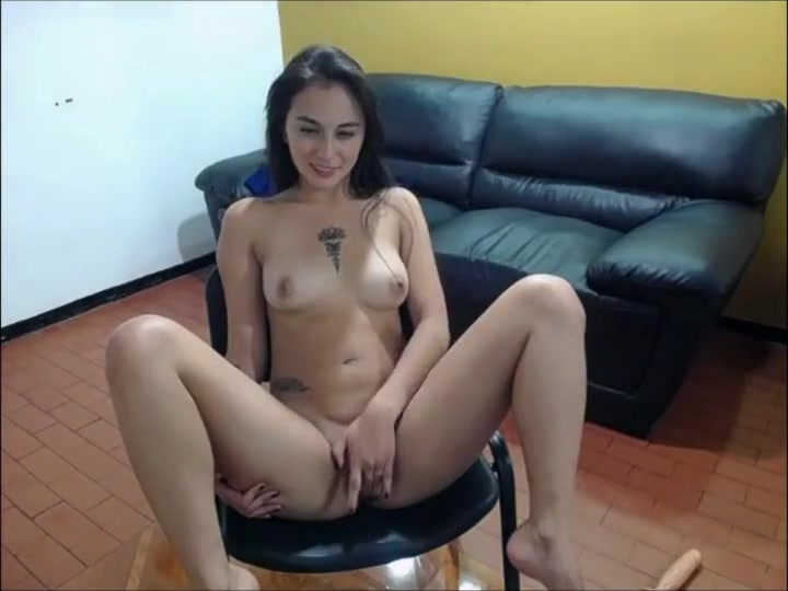 Young brunette milf masturbate with dildo Women who like shaved bisexual men