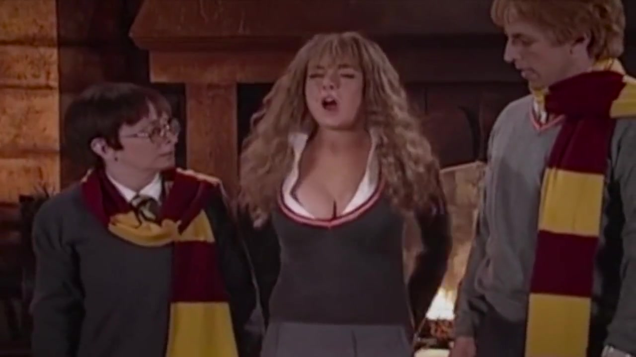 Lindsay Lohan SNL (Hermoine All Grown Up) EDITED small tit porn movie