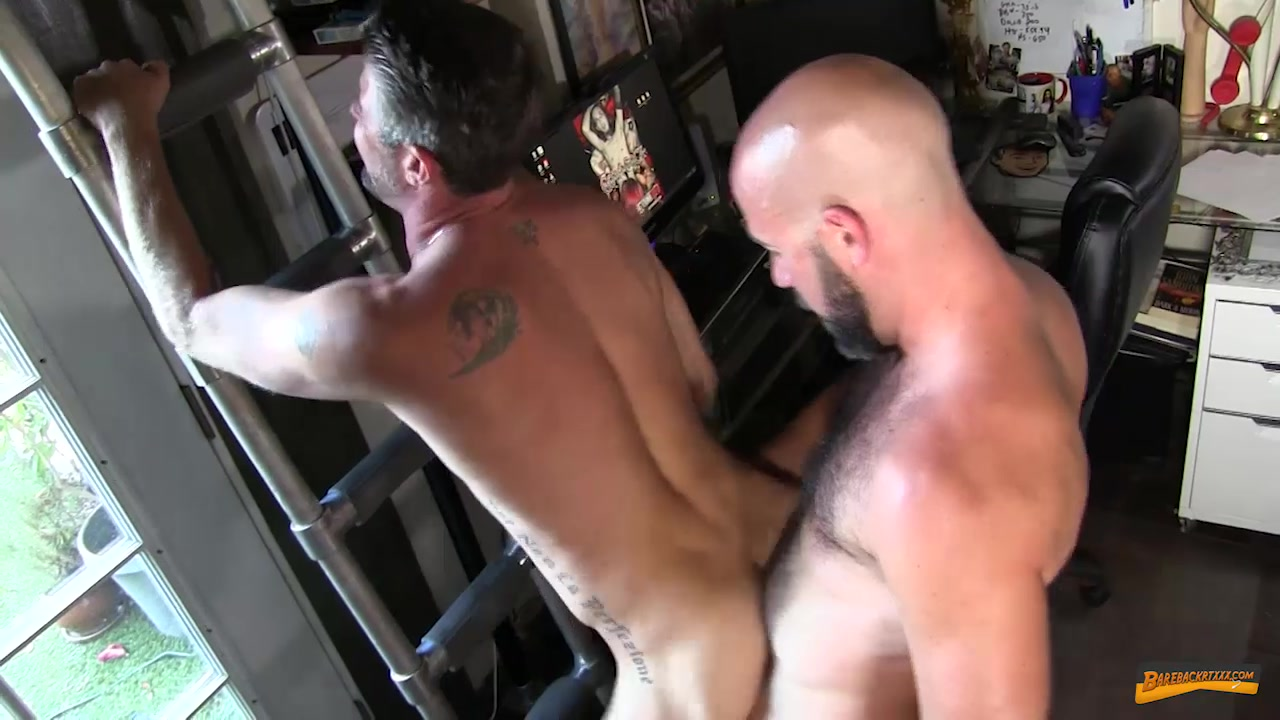 Damon Andros Barebcks Christian Matthews - BarebackRTXXX sex and the city williamsburg