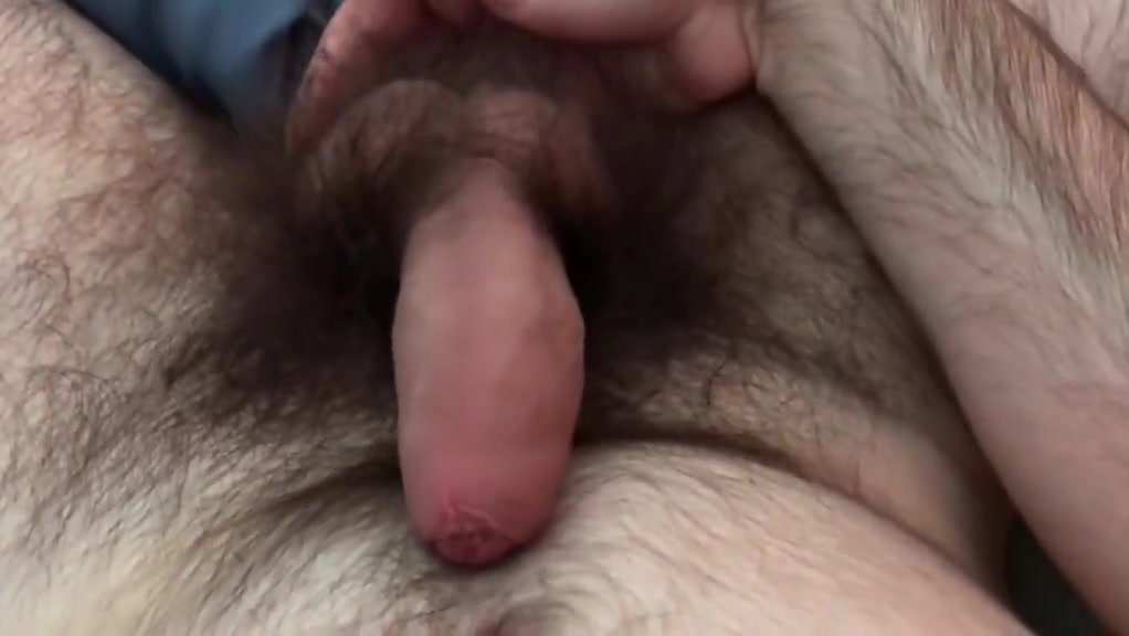 Teasing my hairy cock in the morning Small ass japanese blowjob penis and fuck