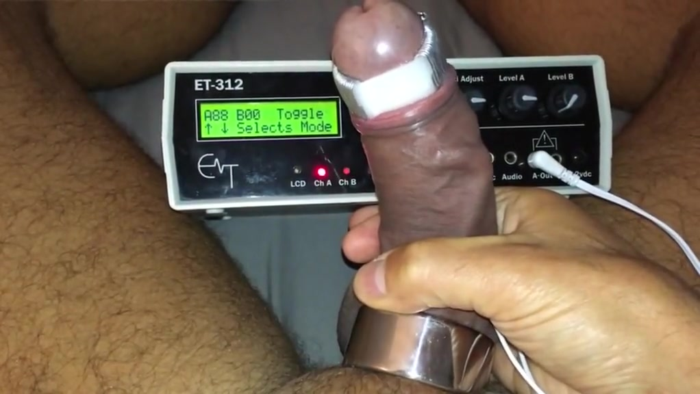 Throbbing cock tortured by electro on the glans How to get your family to have sex with you