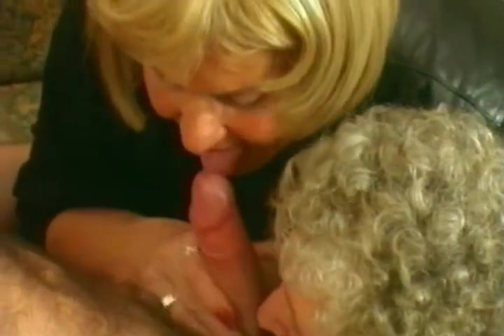 Deux vieilles se tapent un representant de commerce hot sexy girls getting fucked orgasm