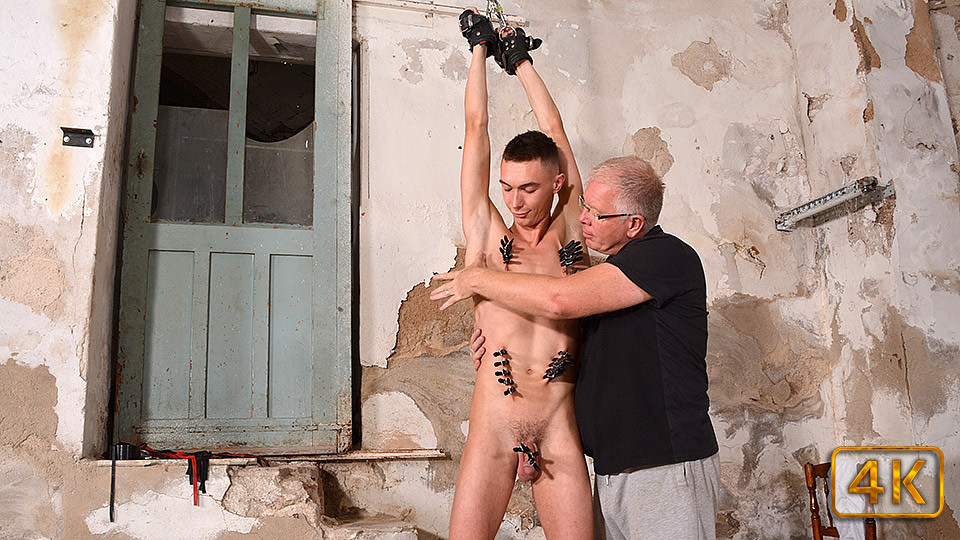Max Gets The Talk Before Being Flogged - Max London & Sebastian Kane - Boynapped Hairy vagina picture