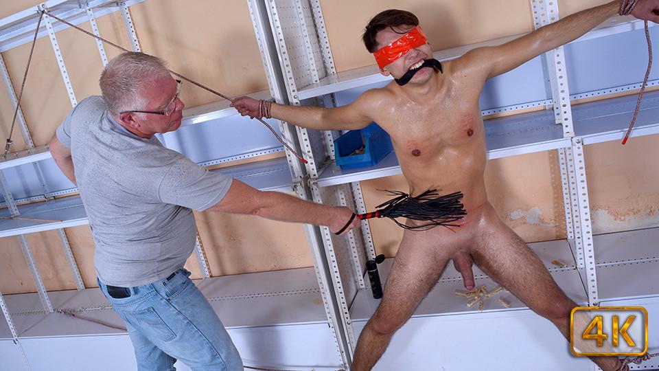 Storage Room Twink Sucking - Maxxie Wilde & Sebastian Kane - Boynapped private specials sex in public