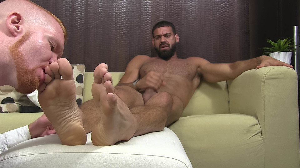 New Boss Rickys Feet Worshiped - Ricky - MyFriendsFeet homemade hairy wife movies