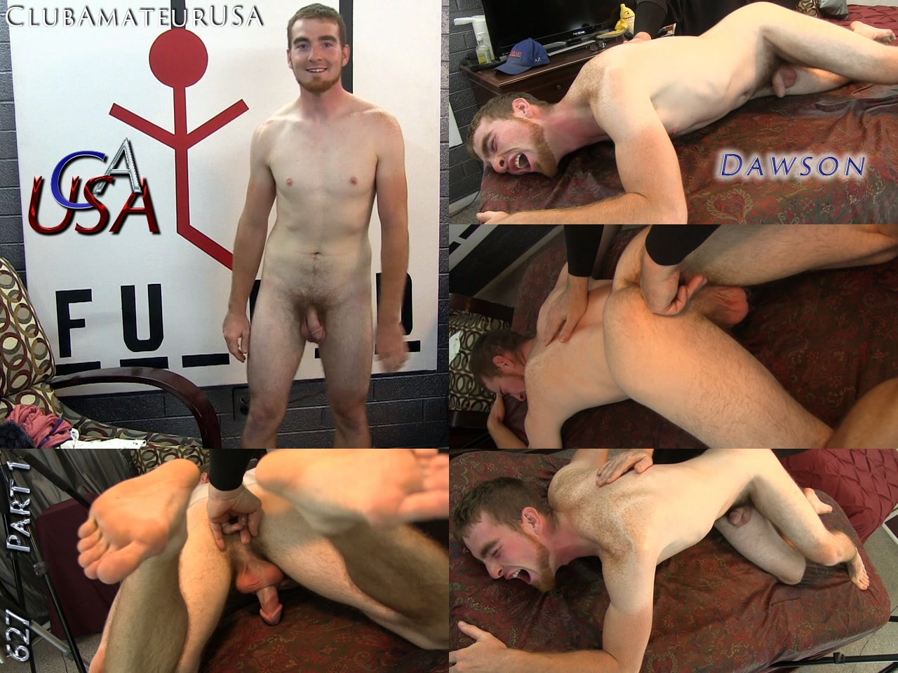 CAUSA 627 Dawson - Part 1 - ClubAmateurUSA Tits kissing porn