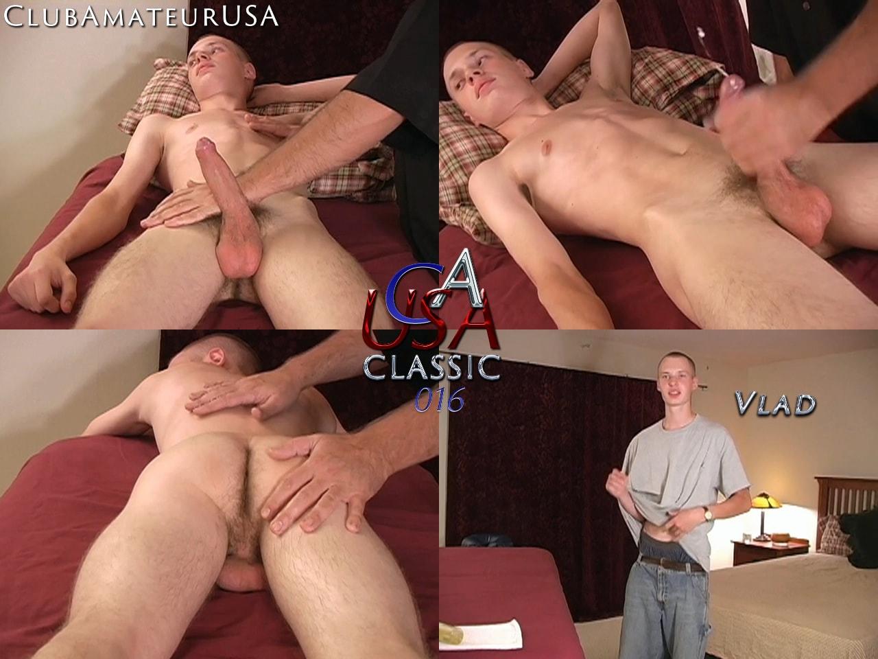 Classic CAUSA 016 Vlad - ClubAmateurUSA Milf sucking nipples