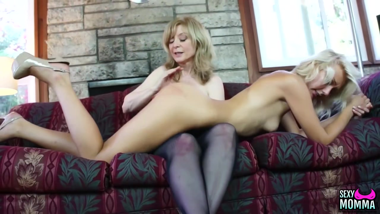 SEXYMOMMA - Teenie Natasha Voya gets seduced by a lusty gilf John cena nude