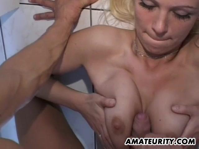 Amateur girlfriend cum in mouth in her kitchen Alexis Silver Porn Videos