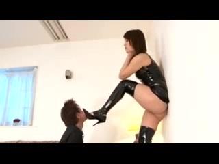 Tall sadistic domina part 1