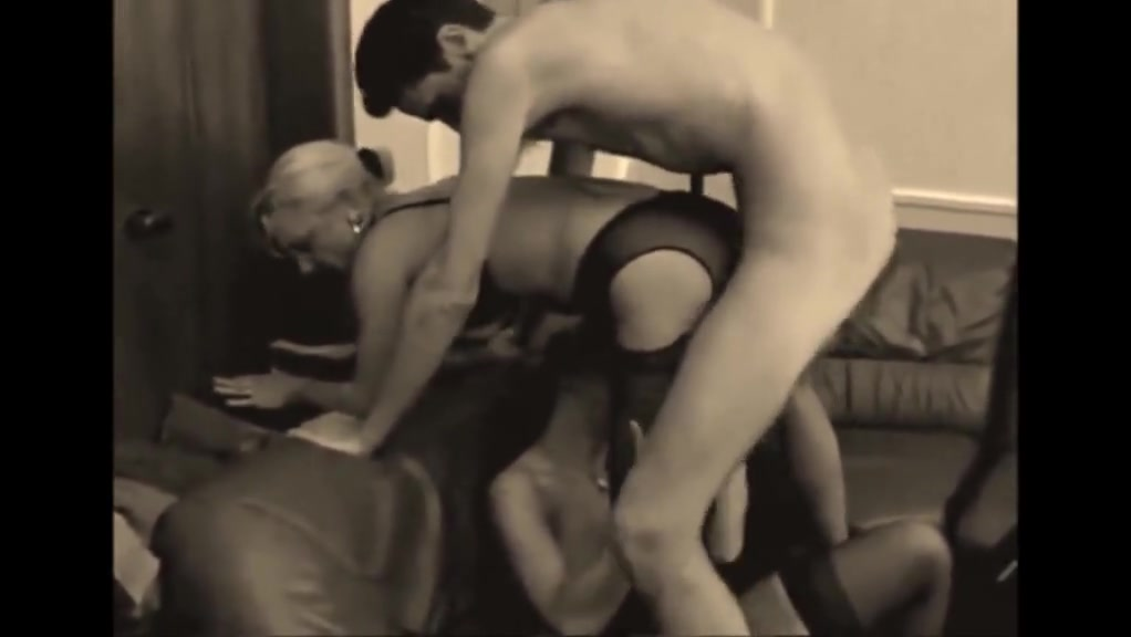 German, Matures Threesome # 2 (Recolored) White girl fuck porn
