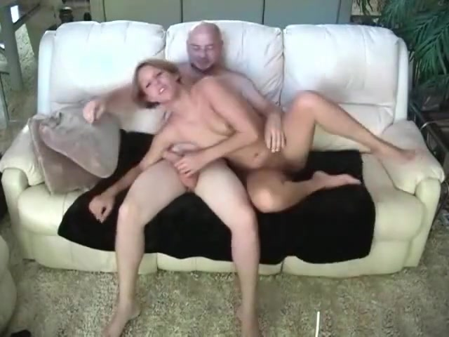 Sizzling Adult Girlfriend Getting Rammed About The Couch