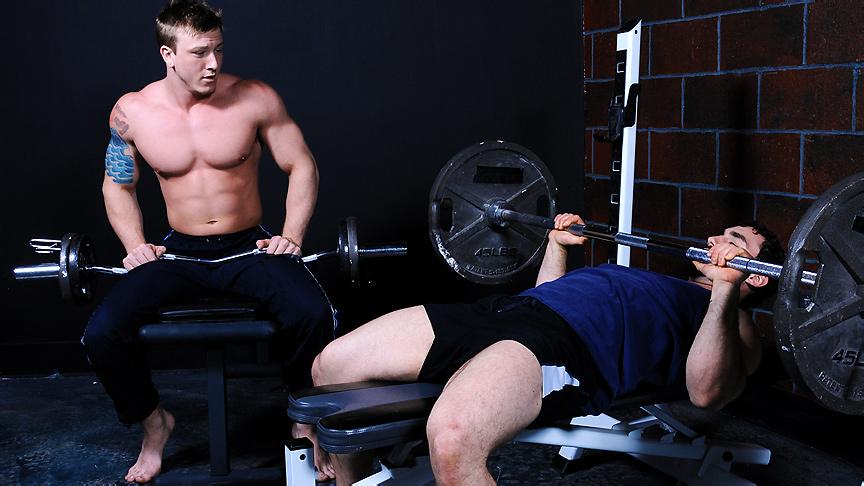 Jaxton Wheeler & Tom Faulk in Virgin Hunter Part 2 Scene Hot milf and boy tube