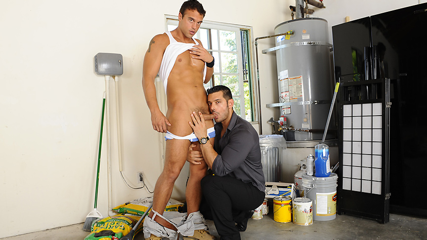 Marcus Ruhl & Rocco Reed in The Landscaper Video strawberry shortcake party supplies in asia