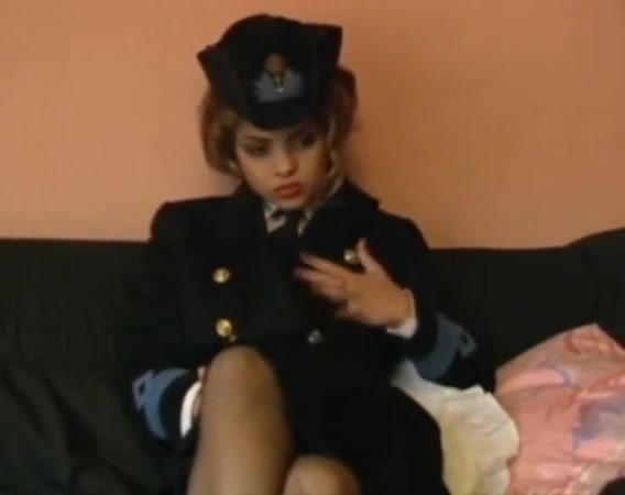 British Wren Officer Brings Home a Porn Film - GJ Bare camel toe pics