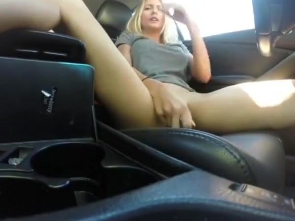 nice ride to town Milf gives handjob and receives oral