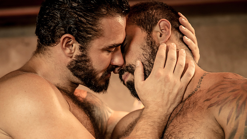 Jessy Ares & Ricky Ares in Last Goodbye Scene How to find we are in love