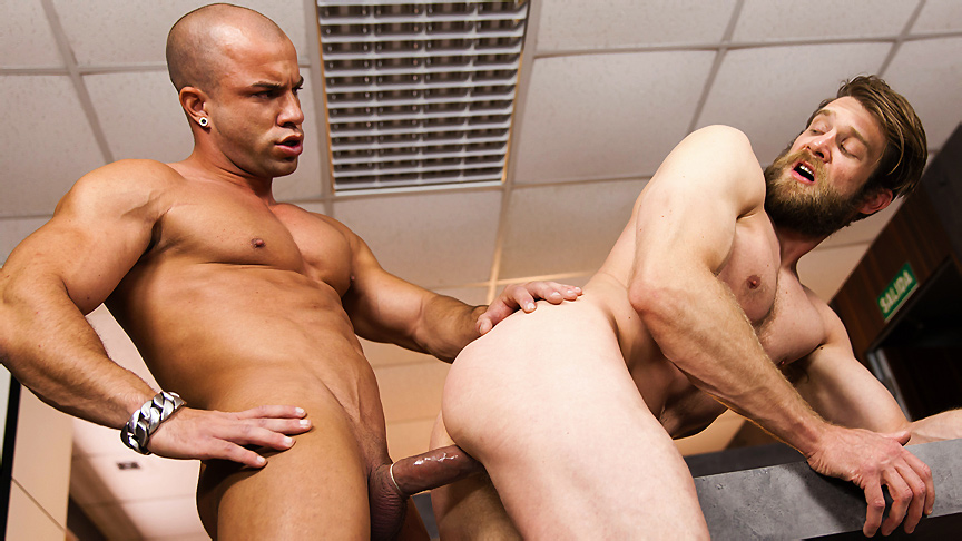 Antonio Aguilera & Colby Keller in Special Day Scene aniston nude photo shoot