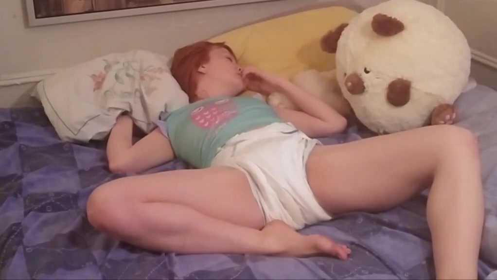 Change Her Diaper very small tits nubile