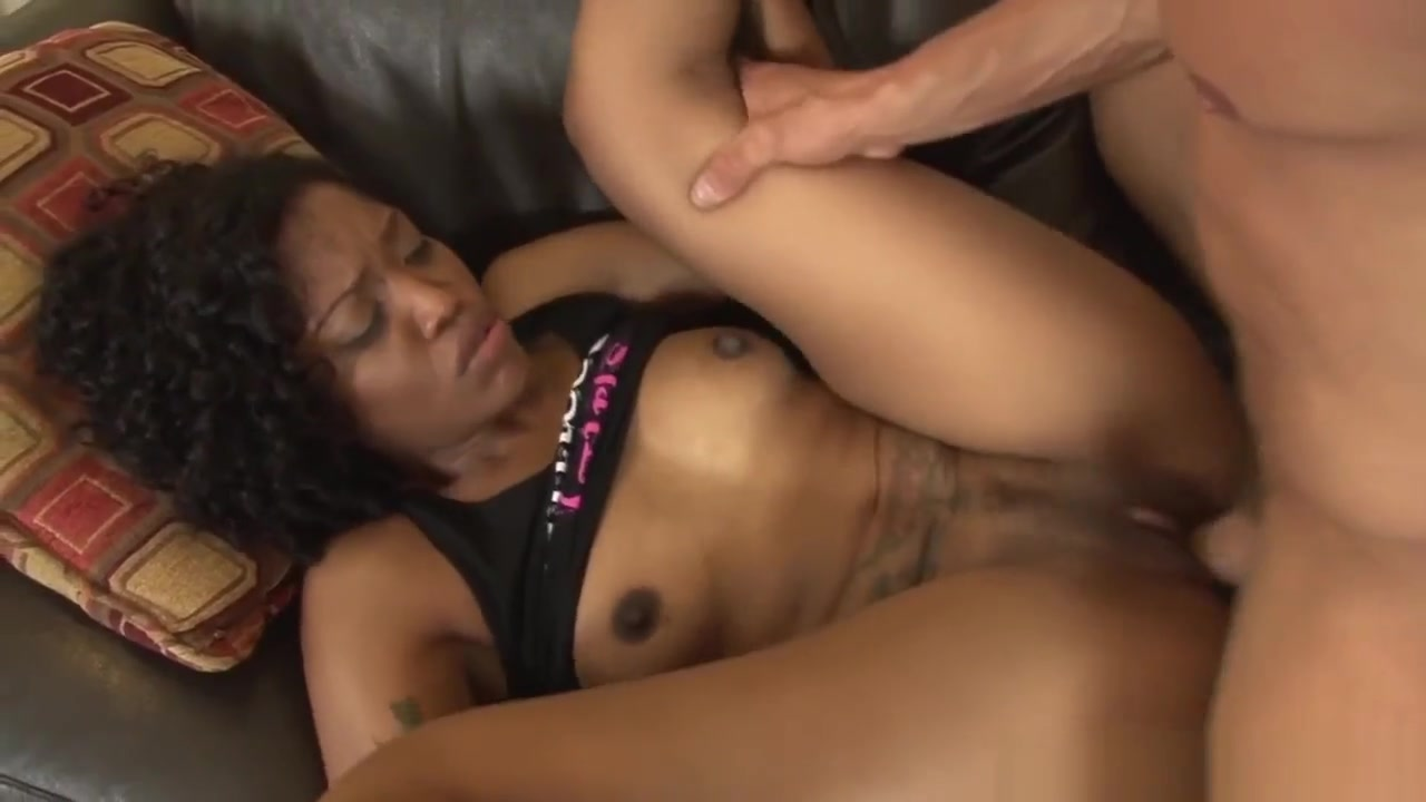 Ebony Babysitter Squirts During Anal Cockride Amazing busty milf back in spandex