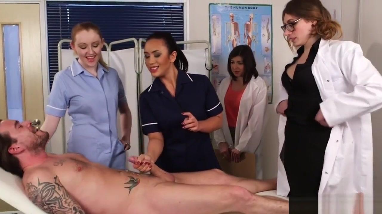Uniformed Nurse Sucks