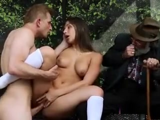 Teen Abella Danger Gets Fucked And Showered With Cum Romantic cute girl in Vis