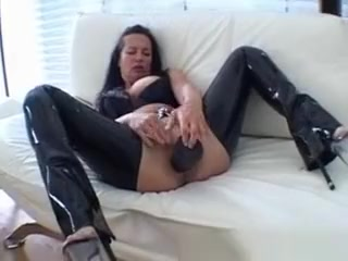 Wild Pervert Ferocious Latex Submission Mouth Cum Compilation Part