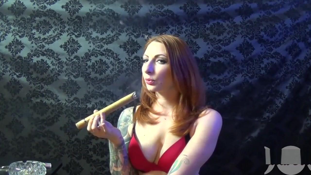 olivia rose cigar tease