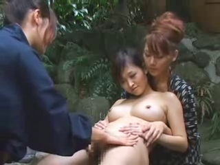 Onsen delight small mixed race girls porn