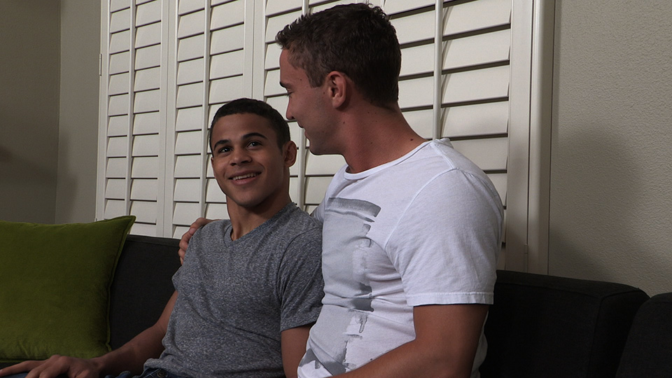Sean Cody Video: Glenn & Ryan Brittanya blowjob