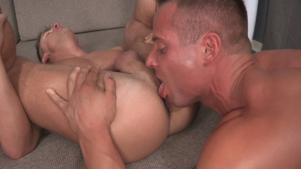 Sean Cody Movie: Jack & Porter - Bareback Twink bondage spank