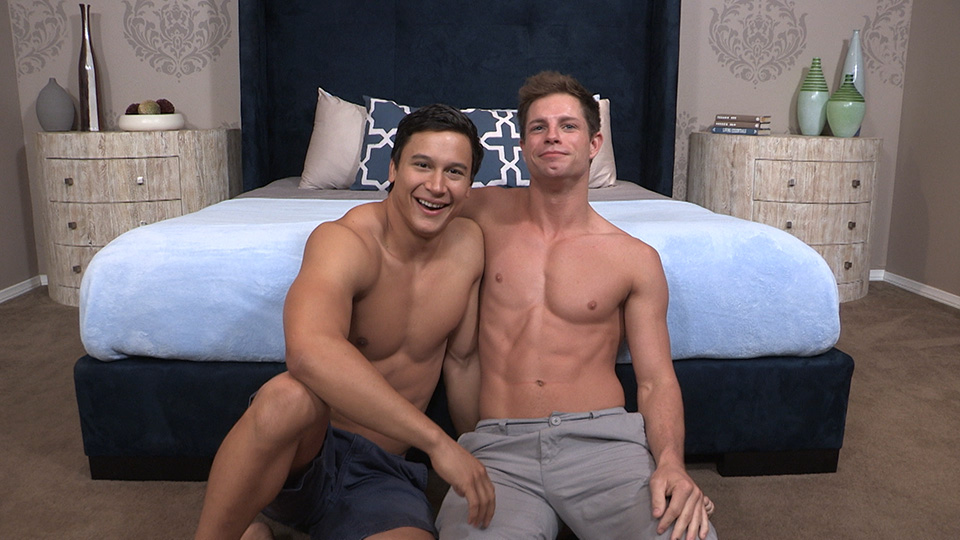 Sean Cody Scene: Perry & Dean - Bareback How to be sweet with your girlfriend