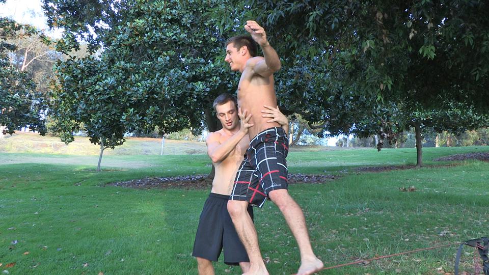 Sean Cody Clip: Miles & Ashton - Bareback Jain girl porn video