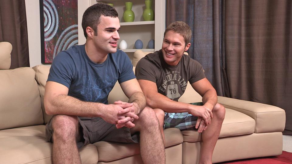 Sean Cody Clip: Hugh & Pavel - Bareback Dating quest xp mode work