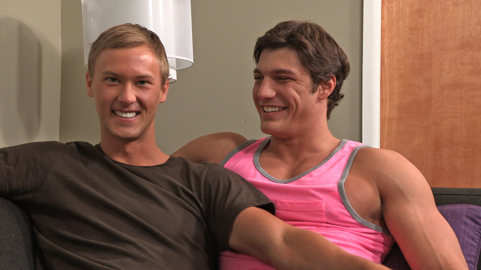 Sean Cody Clip: Brent & Brandon - Bareback pictures of wedding bouquets