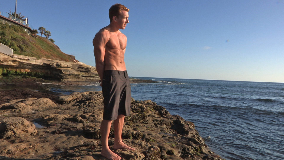 Sean Cody Clip: Lee Hidden cam hairy bbw masturbating