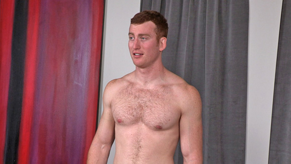 Sean Cody Video: Blaine Naked girl in movie airplane