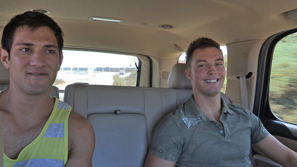 Sean Cody Video: Grayson & Raymond Sitting on his dick