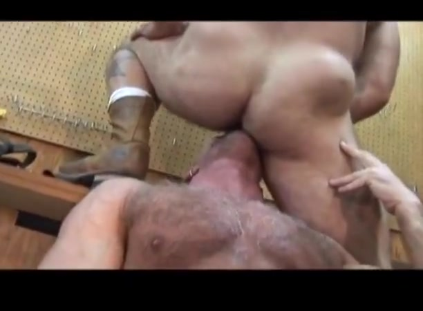 Muscle bear truck stop Mature vintage big tits