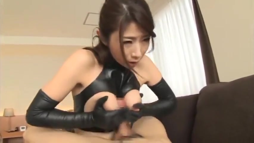 Bf346 japanese suit girl Domme Has Pleasure With Her Female Bondman