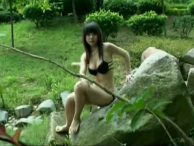 Xin-Qian - Taiwanese nymph beautiful native american girl naked