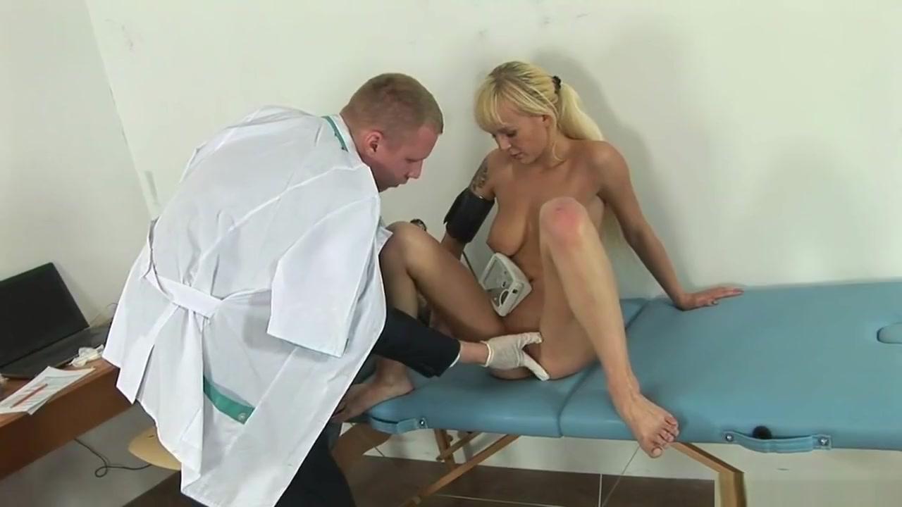 Medical fetish Polina