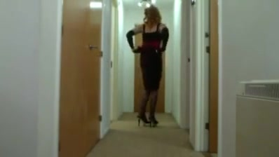 Tranny Rachel In A Party Frock 70 s 80 s porn videos