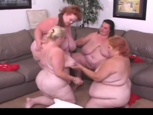 Four SSBBW in lebian action on floor Xxx Afrik Com